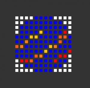 result logo twin 8bit