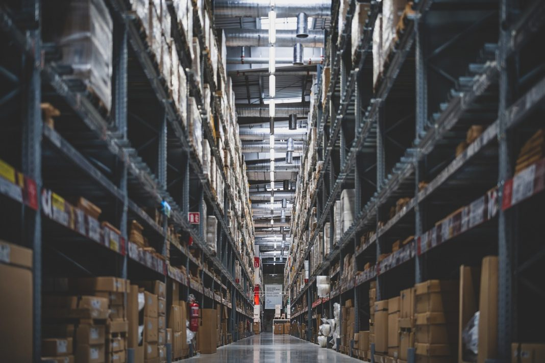 store warehouse