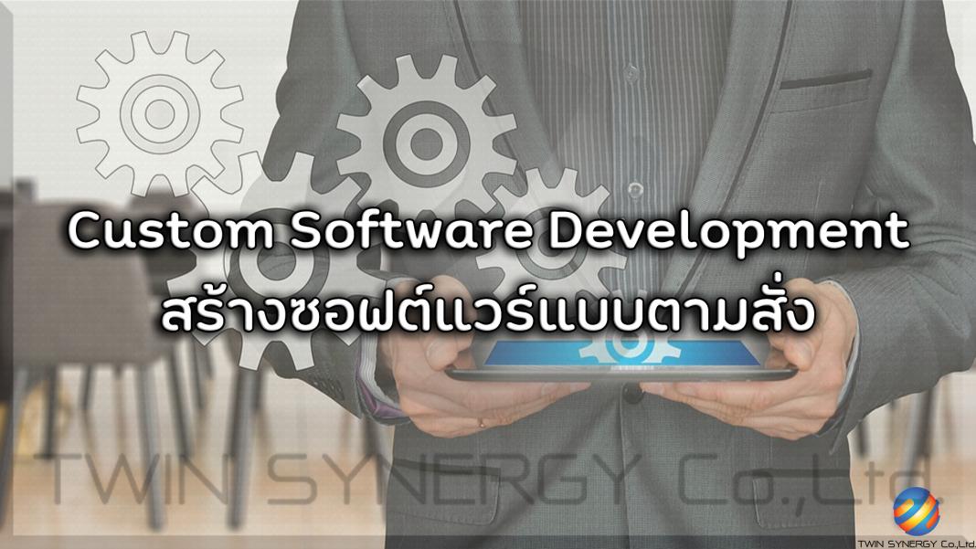 custom software devs